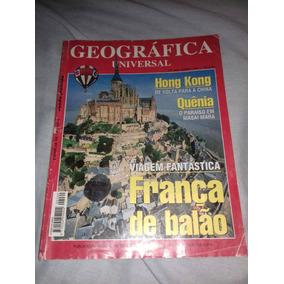 Revista Geografia Universal