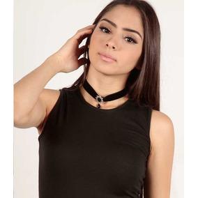 Collar Gargantilla Colgante Moda Vintage Accesorio Mujer