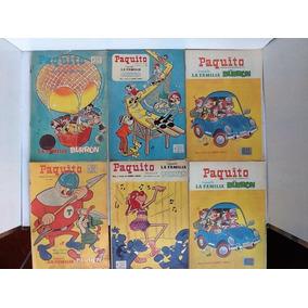 Comics Paquito Presenta La Familia Burron El Precio Es C/u