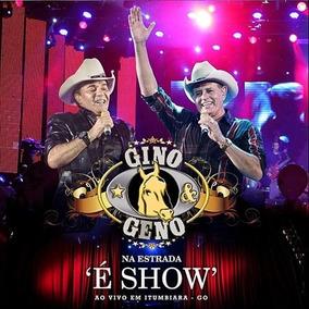 cd gino e geno 2012 para