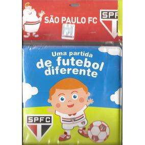 Livro Uma Partida Diferente  Sao Paulo Fc - Na Hora Do Banho 91e914077a