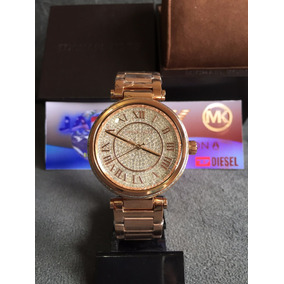 Relogio Feminino Mk Pedra - Relógios De Pulso no Mercado Livre Brasil 7958f7a021