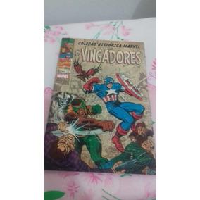 Coleção Histórica Vingadores 6