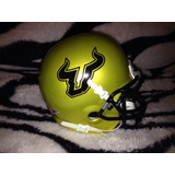 Minicasco Ncaaf Schutt - Bulls - Universidad South Florida