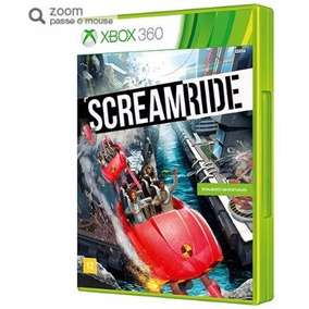 Game - Scream Ride - Xbox 360
