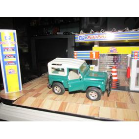 Miniatura Land Rover Defender Escala 1/32 Raríssima.