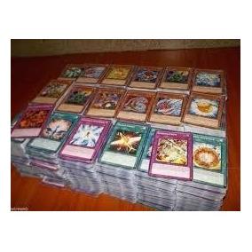 Lote De Cartas De Yugioh Com 75 Cartas Originais Aleatorias