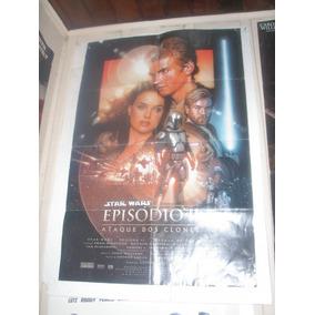Poster Original Dupla Face Star Wars