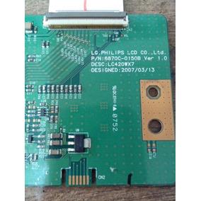 Placa T-con Tv Lcd Philips 42pfl5332 / 6870c - 0150b