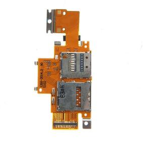 Leitor Chip Sim Card Micro Sd Tablet Xperia Z Sony Tab Flex