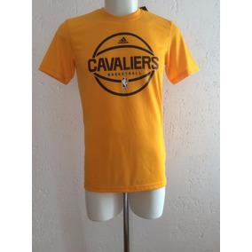 cfa7d51863 Playera Shirt Cleveland Cavaliers Basketball adidas 2016 Nba