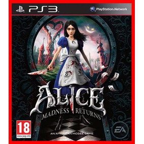 Alice Madnes Returns Ultimate Edition Ps3 Psn