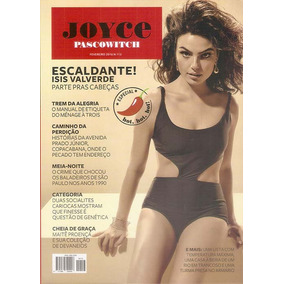 Isis Valverde Revista Joyce Pascowitch Especial Hot Ménage.
