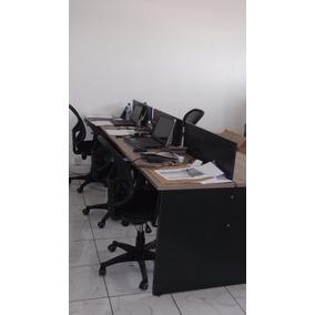 Estação De Trabalho Ou Plataforma, Mesa Para Escritório.