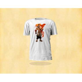 Camisa League Of Legends Udyr 4a Lol