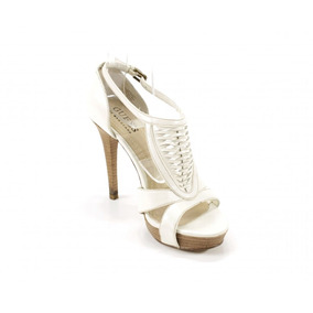 Zapatos Blancos Guess By Marciano