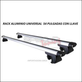 Rack Universal C/ Llave Para Techo 54 Pulgas