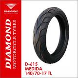 Llanta Diamond D-615 140/70-17 Sellomática