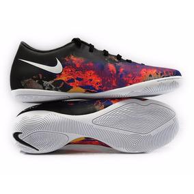 Chuteira Nike Cristiano Ronaldo Rosa E Preta - Chuteiras no Mercado ... 96107bf24479d