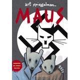 Maus De Art Spiegelman Libro Novela Gráfica Completa Comic