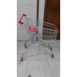 Carrito Para Supermercado