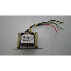Lote Com 11 Transformadores 3+3 Vac X 110/220vac 200ma