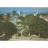 Cgu-1966 - Postal Caraguatatuba, S P - Praça Candido Mota