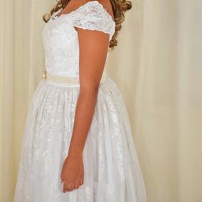 Vestido De Noiva Princesa Novo