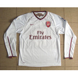20c5703721 Camisa Arsenal Treino Manga Longa - Futebol no Mercado Livre Brasil