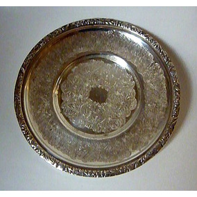 Plato Silver Plate Replica Sheffied