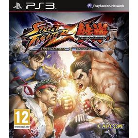 Tekken Tag Tournament 2 + Street Fighter X Tekken + Sf Remix