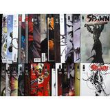 Spawn, 197 Al 219 Reg/variant, 27 Comics Kamite