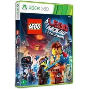 Game The Lego Movie Videogame - Xbox-360