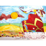 Aldemir Martins Gravura Serigrafia Arremate Quadro Pintura