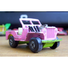 Matchbox Jeep Hot Rod