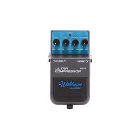 Waldman Uc-1 Ultra Compressor Pedal Para Guitar