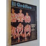 El Grafico Nº 2537 - Estudiantes Lp Campeon De America 1968