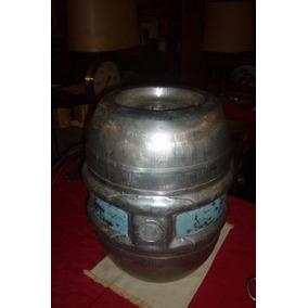 Barril De Cerveza Quilmes Antiguo Aluminio Buen Estado