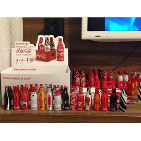Mini Garrafas Coca Cola E Mini Engradados!!!
