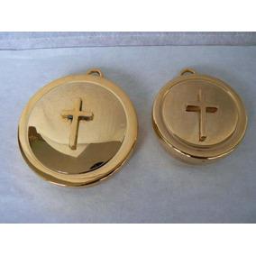 Teca, Relicario Vaso Sagrado, Teca, Restaurados
