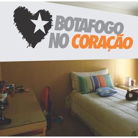 b874f72ff49b6 Adesivo De Parede Time Botafogo Futebol Gigante 1