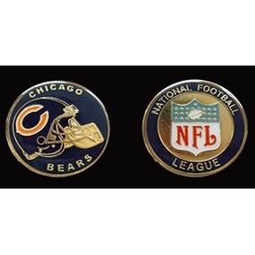 Moeda Nfl - Chicago Bears, National Football League, Linda