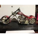 Moto Harley Davidson Escala1/9