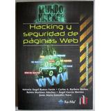 Hacking Y Seguridad De Páginas Web / Ediciones De La U