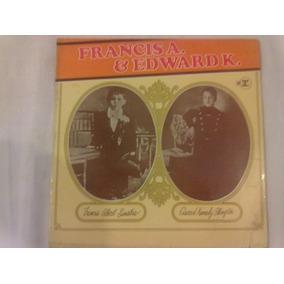 Vinilo Orig Frank Sinatra Duke Ellington Francis A& Edward K
