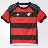 Camisa Flamengo Infantil 2015 adidas