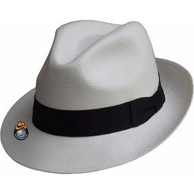 Sombrero Gardeliano En Paja Toquilla Femenina - Sombreros para ... 12b263d5215