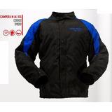 Campera Moto Cordura Rpmcross Touring Protecion Solomototeam