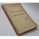Livro Augusto Dos Anjos E Outros Ensaios Alvaro De Carvalho