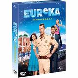 Box Eureka 3ª Temporada Volume 01